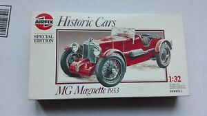 Mg Magnette 1933 1/32 Airfix Special Edition