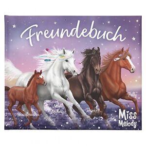 depesche 10293 pferd miss melody freundebuch pferde
