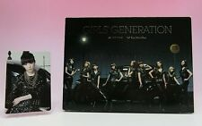 CD+DVD+Photo card Girls Generation Mr. TAXI Run Devil Run JAPAN Limited Tiffany