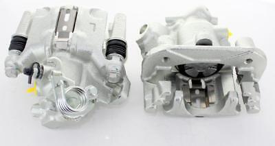 Rear Brake Calipers (2) with Brackets for Ford Sierra  NEW OE quality 3146N/47N
