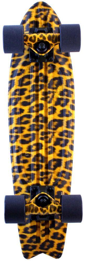 GLOBE Bantam Graphik ST - Leopard - komplett