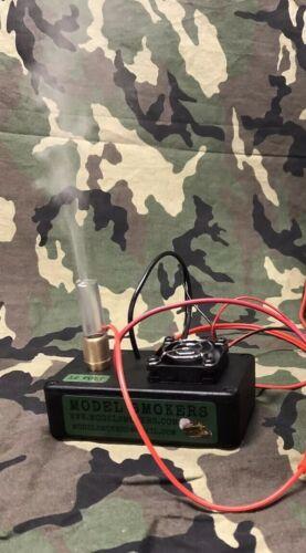 11.1V-12V Regular Model Smokers Tank Truck Boat 1:6-1:10 Smoke Generator WPL RC