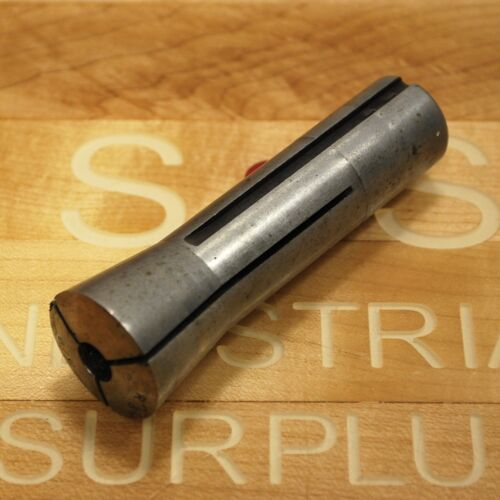 """USED Unknown Manufacturer R8 Series Spring Collet Chuck Tool Bit Holder 3//8/"""""""