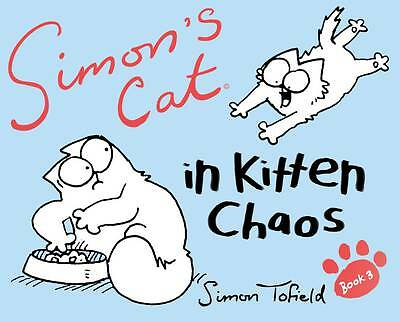 1 of 1 - Simon's Cat 3, By Tofield, Simon,in Used but Good condition
