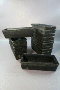 CréAtif 20 Pièces Metal Brotbackform Moule Forme Brotform #29274-afficher Le Titre D'origine Fabrication Habile