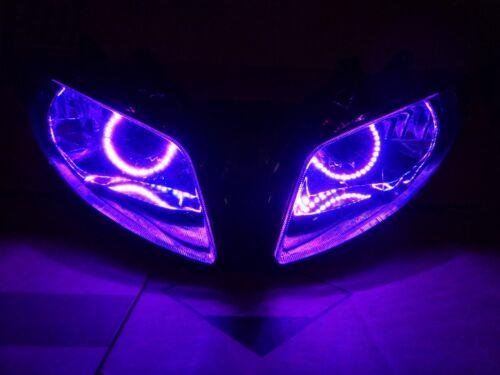 Yamaha yzf r1 custom headlights 2002-2003