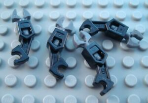 LEGO Lot of 4 Black Droid Arms Minifigure Body Parts