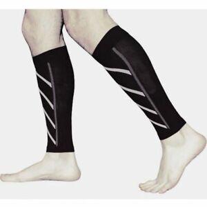 Calf-Leg-Compression-Brace-Support-Running-Sport-Leg-Sleeve-Socks-Men-Women