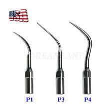 New Listing5pcs Dental Ultrasonic Piezo Scaler Perio Tips Fit Woodpecker Ems Handpiece Fr2