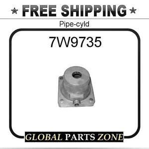 PIPE-PUMP OUTLET 2P2511 7S8394 for Caterpillar 2W5240 CAT