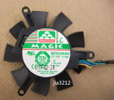 For 70mm nVidia Fan Video Card Quadro FX3800 32x37x40mm MGT7012XB-W20 #SP62