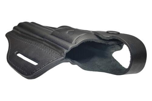 R3 Leder 3 Zoll Revolver Holster für SW 296 S/&W Smith /& Wesson schwarz VlaMiTex