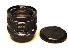 Asahi SMC Pentax  24mm F3.5
