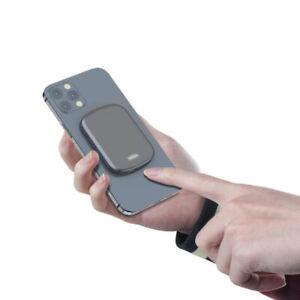Powerbank magnetico 5000 mAh wireless iPhone 12 mini pro max GRIGIO o BLU