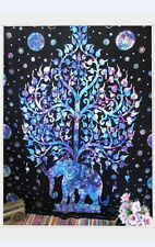 Indian Deco Mandala Tapestry Wall Hanging Hippie Throw Bohemian Dorm Bedspread#4