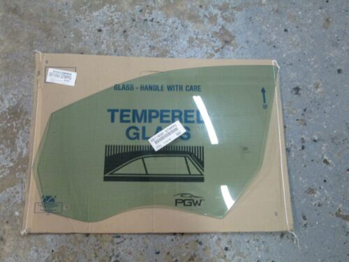FORD TAURUS 4 DOOR SEDAN FRONT LEFT DRIVER SIDE TEMPERED DOOR GLASS DD11650GTN