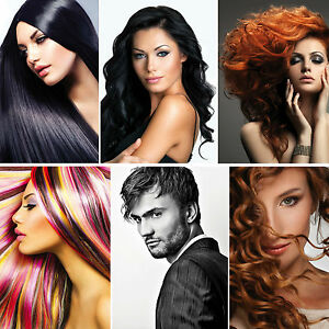 Hair Salon Hairdresser Barber Posters Upto A1 Size Frames