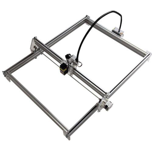 CNC USB Laser Engraver Plotter Cutter 50x65cm DIY Kit Parts Frames NO LASER