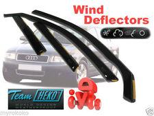 Audi A4 B6 B7 2001-2009 Saloon Wind deflectors 4 pcs HEKO (10209)