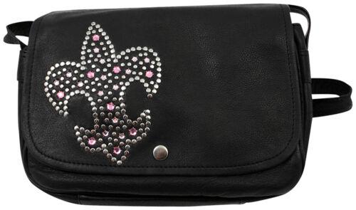 Dl104 Speicher Bag Elements Swarovski Rhinestone Western Handbag Leather ebW9HED2IY