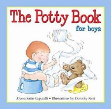 Hannah and Henry: The Potty Book for Boys by Alyssa Satin Capucilli and Dorothy Stott (2000, Hardcover)