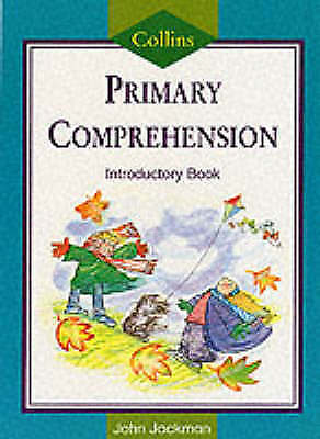 Collins Primary Comprehension: Introductory Book-ExLibrary