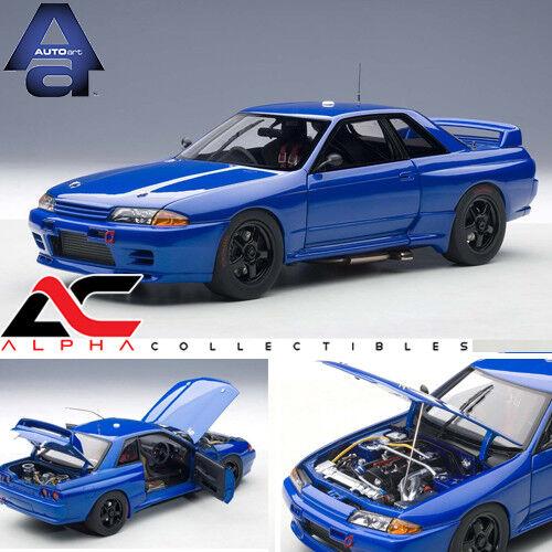 AUTOART 89281 1 18 Nissan Skyline GT-R (R32)  Australian Bathurst Race  trouvez votre favori ici
