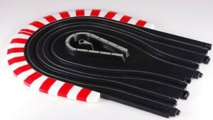 """AFX 70614 3"""" Hair-Pin Curve Track HO Scale Slot Car"""