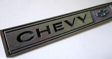 CHEVROLET VAN Chevy Emblem Ornament Original Badge Crest Fender Studs Auto Rare