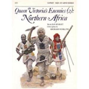 Queen-Victoria-039-s-Enemies-2-Northern-Africa-MAA-NR-215-Osprey-Men-at-Arms