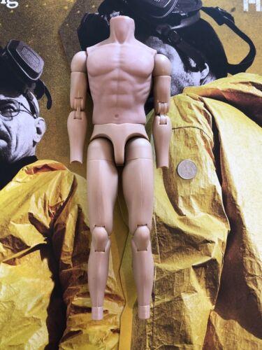 ThreeZero Breaking Bad BRBA Hazmat Jesse Nude Body loose échelle 1//6th