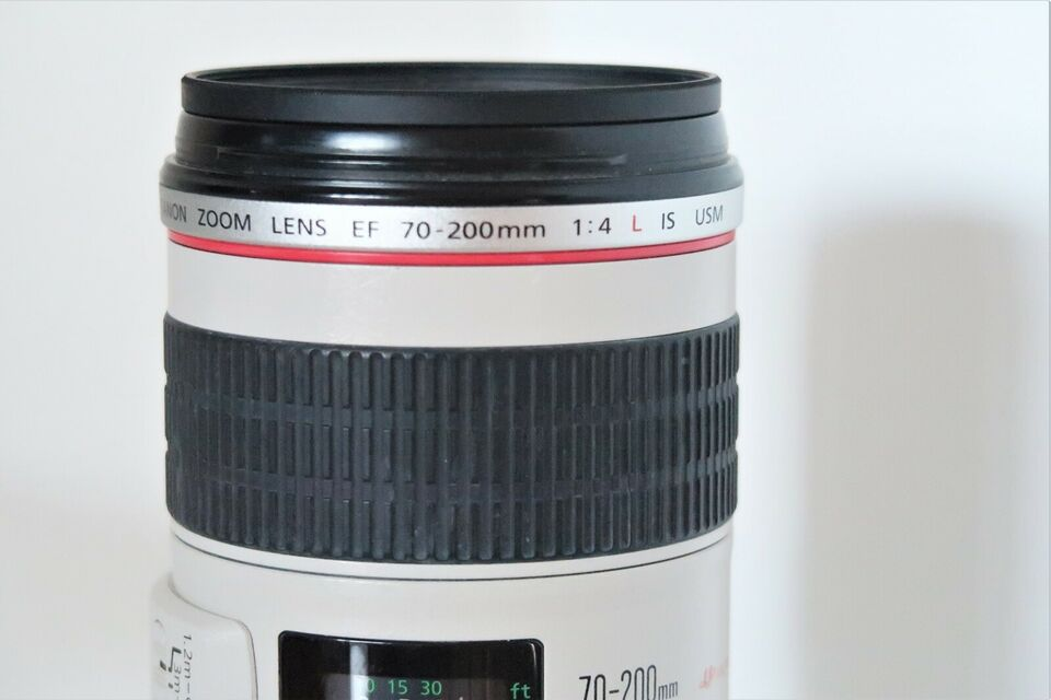 70-200 mm f4 IS USM, Canon, mk1