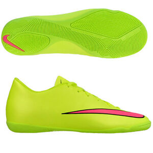 e52e7b9b5d68 Image is loading Nike-Mercurial-Victory-IC-Indoor-Soccer-Shoes-651635-