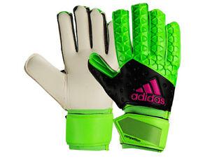 super popular 13d6a 75804 Details about Adidas Ace Competition Goalkeeper Gloves AH7818 Soccer  Football Goalie Glove