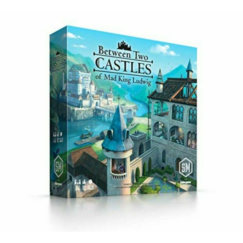 Between Two Castles of Mad King Ludwig - New
