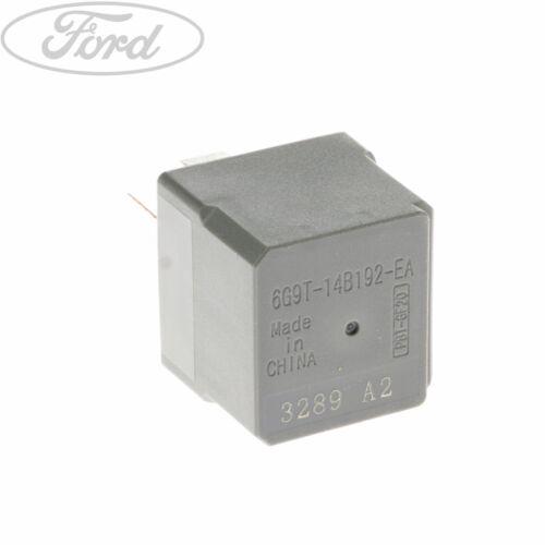 Genuine Ford Mondeo S-Max Transit MK7 Relay 70 AMP Hella Mini 4 Terminal 1433498