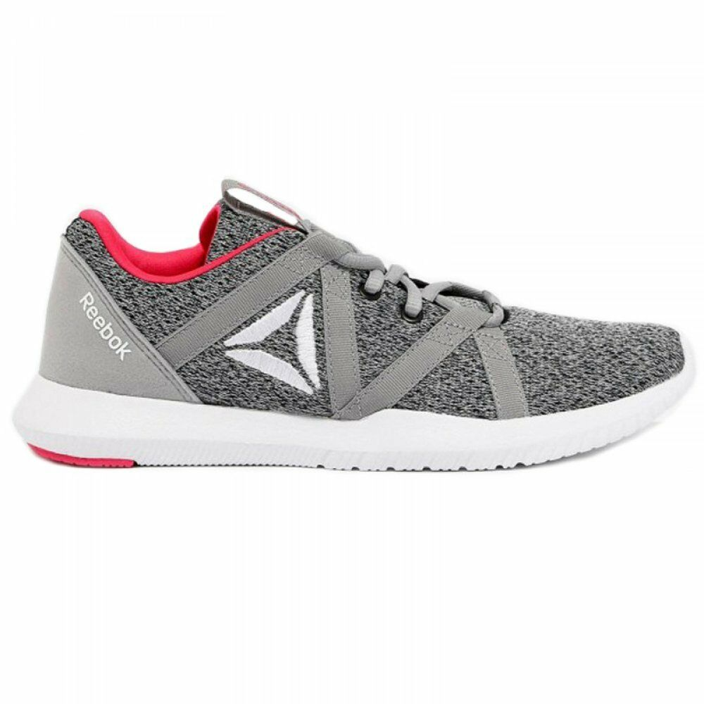 Zapatos Reebok Entrenador Mujer para Deportes Gimnasio Correr esencial reago Entrenador Reebok Entrenamiento CN5190 Nuevo c2d7db