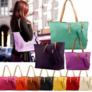 New-Fashion-Women-Handbag-Shoulder-Bags-Tote-Purse-Messenger-Hobo-Satchel-Bag