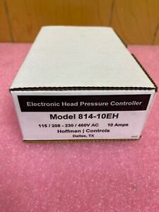 Hoffman Controls 814-10E Electronic Head Pressure Microprocessor Controller