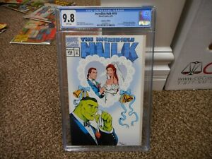 The-Incredible-Hulk-418-Cgc-9-8-1st-Figura-de-Talos-The-Untamed-Boda-Rick-Mar