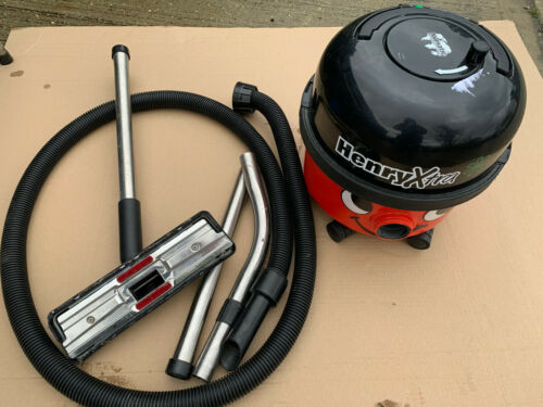 Henry hoover Xtra model HVX200A twin speed vacuum cleaner lot E241020J