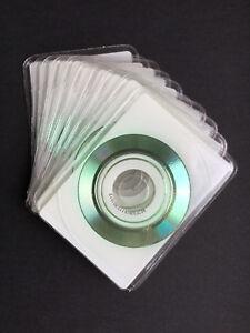 Details Zu 10 Mini Cd R 50mb Weiss Bedruckbar Visitenkarte Neu Incl Cakebox Kostenl Versand