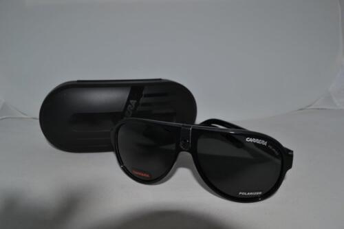AUTHENTIC Carrera Sunglasses 32//P//S 0807 Black polarized 60-14-140  BRAND NEW