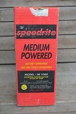 Speedrite Electric Fence Energiser Sb 1000