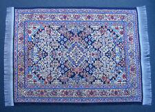 1:12 Scale 19cm x 10.3cm Farm Play Mat Tumdee Dolls House Oblong Carpet 5608