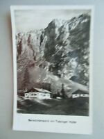 Ansichtskarte Benediktenwand mit Tutzinger Hütte 1931