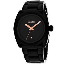 Nixon Men's Kingpin Watch Quartz Mineral Crystal A507-957