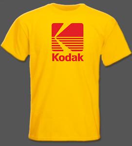 popular KODAK T shirt vintage QUALITY photo