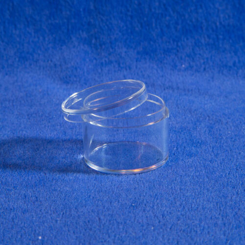 Coin Safe Clear Archival Plastic Coin Tubes Lot 5 Quarter Size Best Storage Tube