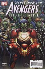 Avengers The Initiative (2007-2010) #15